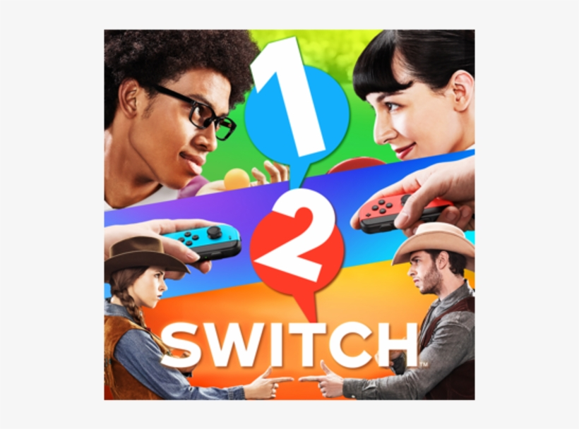 1 1 2 Switch Header - 1-2 Switch Nintendo Switch, transparent png #369098