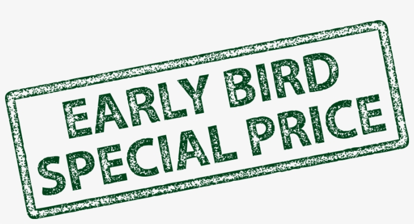 Early Bird - Early Bird Tickets Now On Sale, transparent png #3600626
