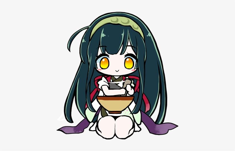 Zunko Chibi 11 - Zunko Chibi Vocaloid Zunko, transparent png #3600718