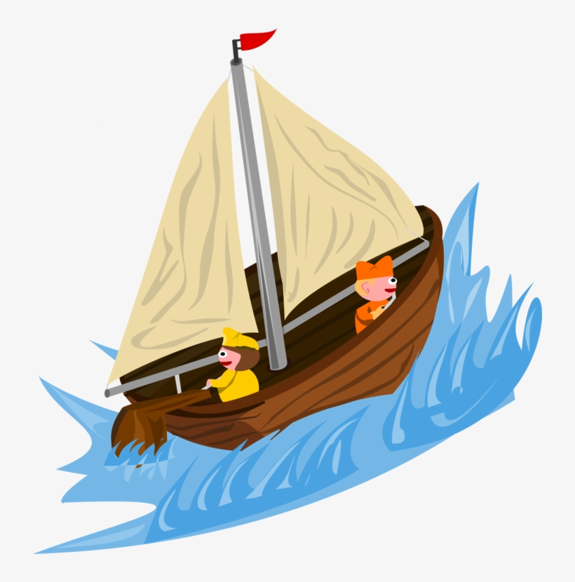 All Photo Png Clipart - Boat Sailing On Water Clipart, transparent png #3606824