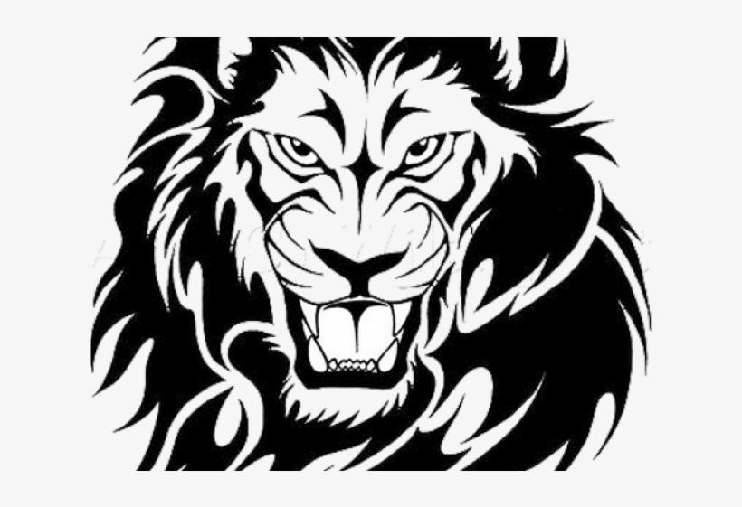 Lion Tattoo Png Transparent Images Simple Tattoos Designs Lion