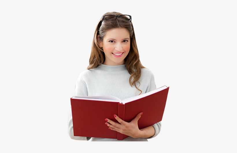 Read More - College Girls Reading Png, transparent png #3609686