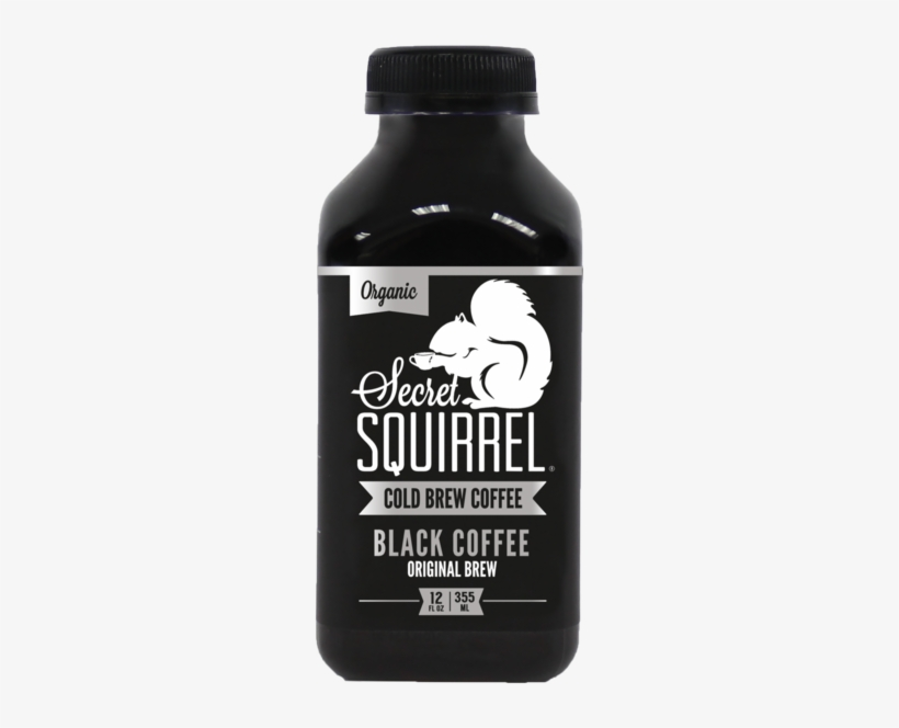 Cold Brew Ready To Drink - Secret Squirrel Cold Brew, transparent png #3613345