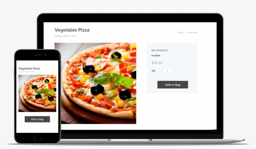 Focus On The Food - Online Restaurant, transparent png #3613969