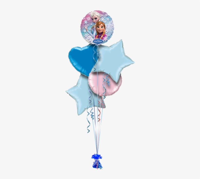 Disney Frozen Birthday Balloon - Disney Elsa Frozen Foil Balloon, transparent png #3615919
