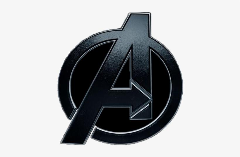 Avengers Logo Png - Dream League Soccer Logo Avenger, transparent png #3616083