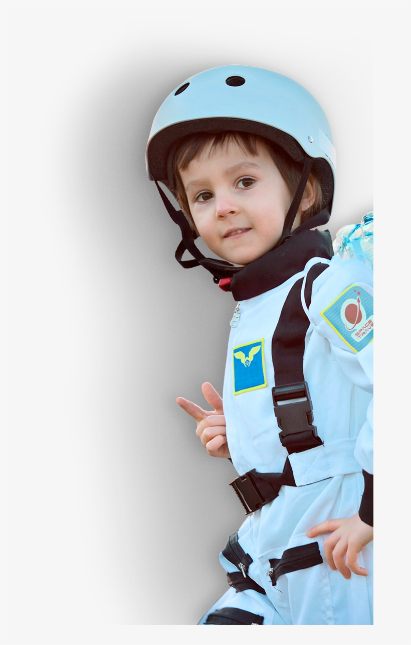 Trust High Quality Paper And Avoid Paper Jams - Kid Astronaut Photo Stock, transparent png #3616101