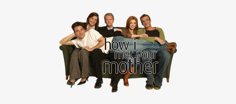 How I Met Your Mother Png Clipart Met Your Mother Png Free Transparent Png Download Pngkey