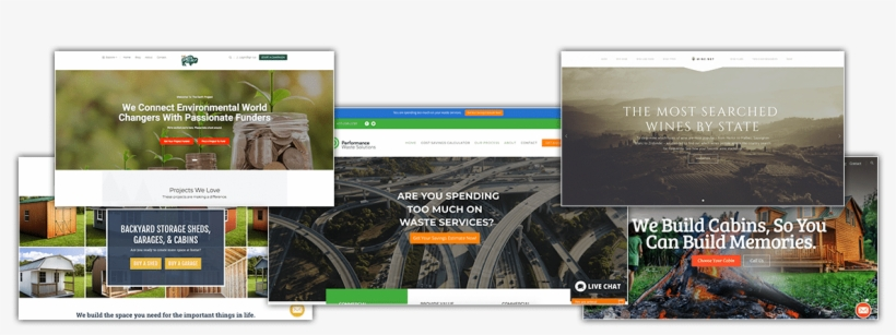 We Build Amazing Custom Websites That Convert Traffic - Web Design, transparent png #3616717