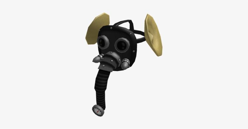 Steampunk Elephant Steampunk Gas Mask Roblox Free Transparent