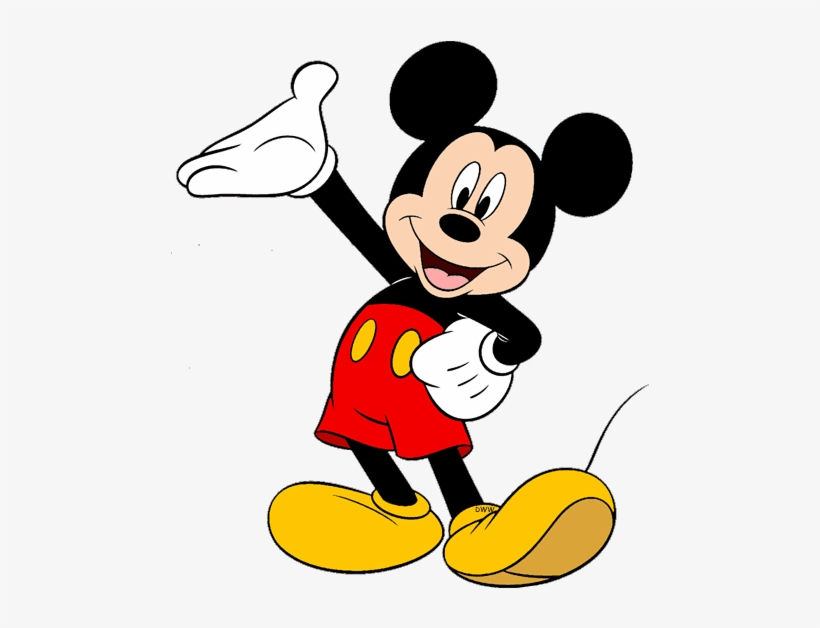 Mickey Mouse And Friends Cartoon Characters Mickey Mouse Free