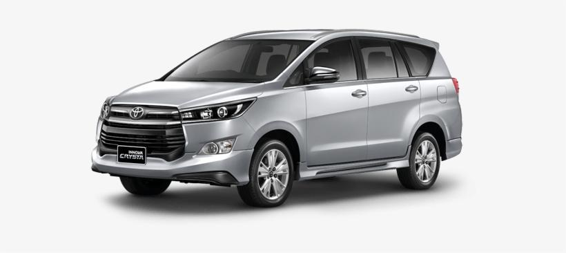 Silver Metallic - Toyota Innova 2018 Png, transparent png #3619914