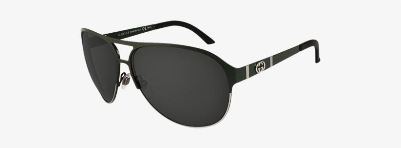 e5c706120b7 Gucci Gg 4233s Green Ruthenium Sunglasses - Ray Ban Rb 3258 - Free ...