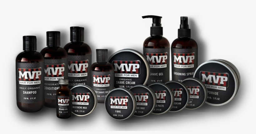 Full Line Of Shampoo/conditioner, Shave And Styling - Bottle, transparent png #3620625