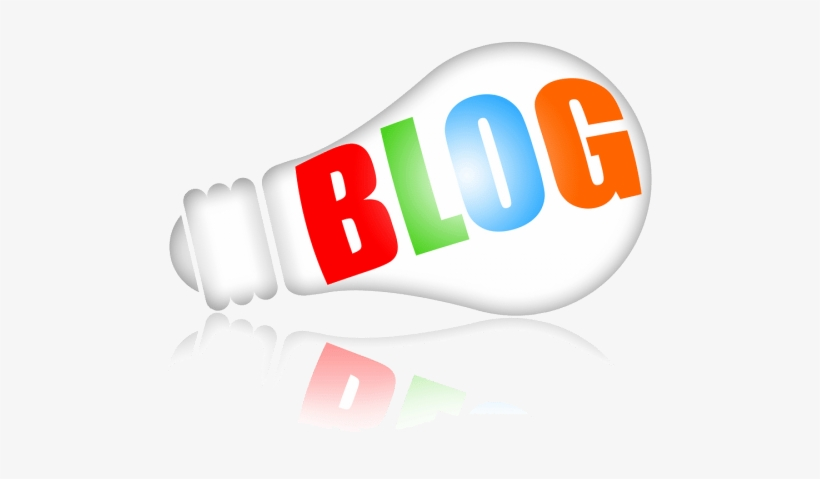 Six Easy Steps To Creating A Blog - Power Point Blog, transparent png #3620782