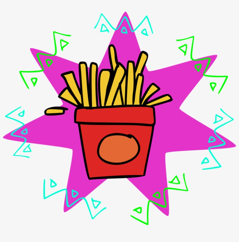 All Photo Png Clipart - French Fry Clipart, transparent png #3626559