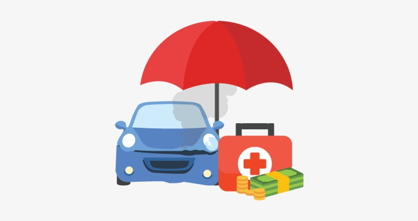 Right Car Insurance Graphic - Car Insurance Illustration Png, transparent png #3628004