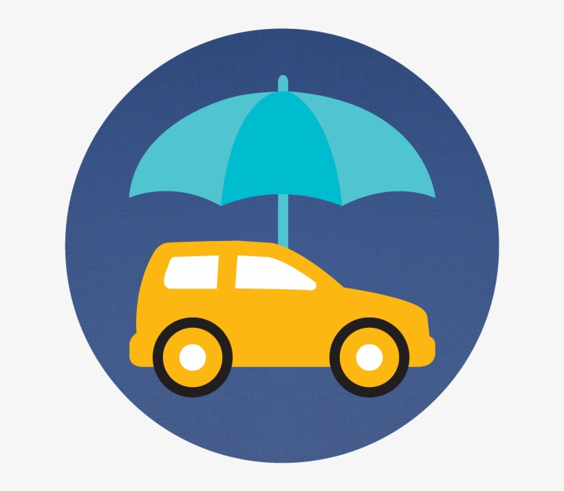 The 17 Best Tips To Pay Less For Car Insurance - Car Insurance Icon Png, transparent png #3628045