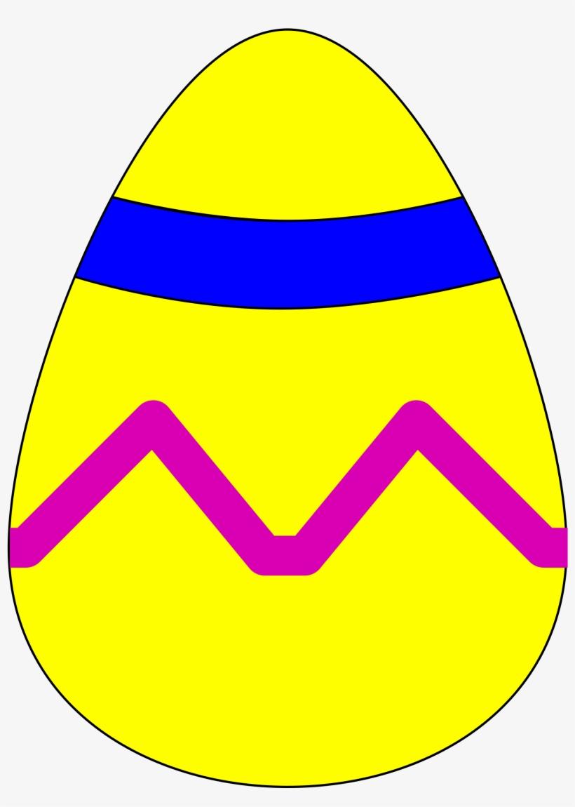 Easter Egg Clipart No Background, transparent png #3631733