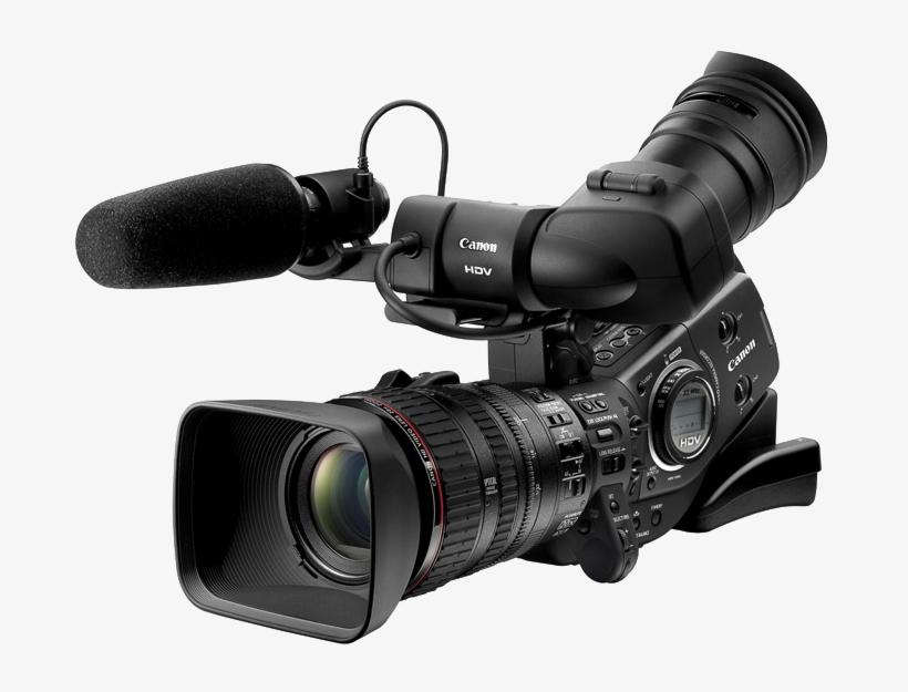 Video Camera Free Png Image - Video Camera Png, transparent png #3633484
