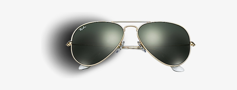 Aviator Classic - Ray-ban Rb3025 Aviator Sunglasses., Silver, transparent png #3634460