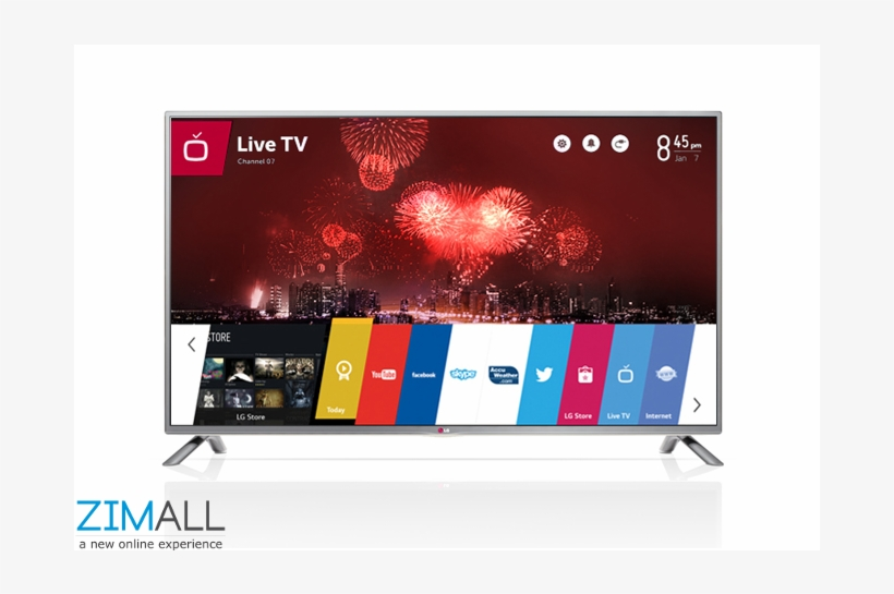 Lg 42 Inch Cinema 3d Smart Tv - Lg Smart Tv 55 Inch Full Hd, transparent png #3637323