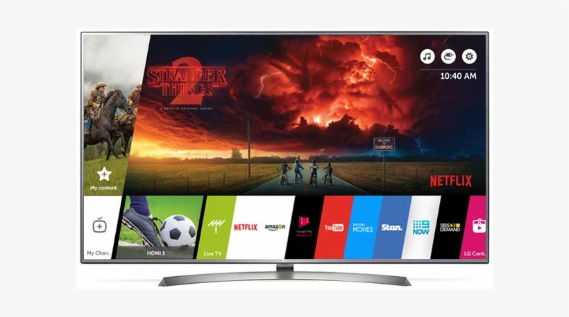 Lg 70 Inch 177cm Smart 4k Ultra Hd Led Lcd Tv 70uj657t - Lg Uhd Tv 4k 70 Inch, transparent png #3637815