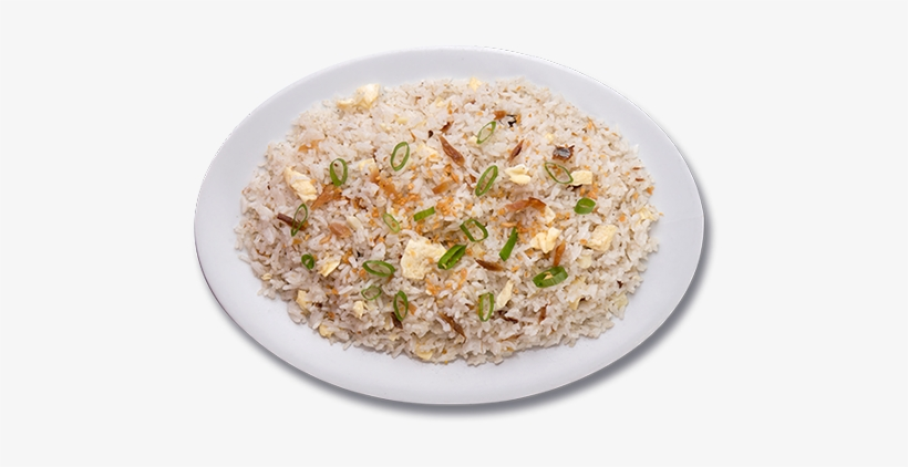 Zubuchon Daing Fried Rice - Fried Rice, transparent png #3640182