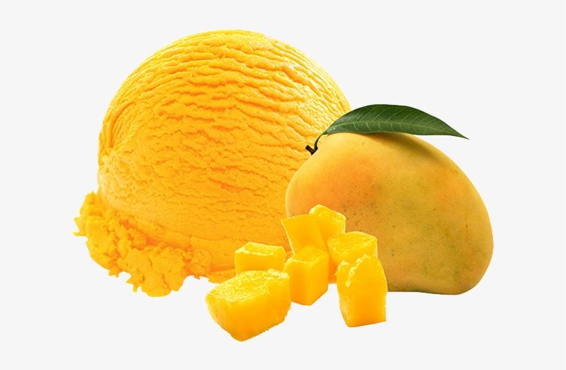Mango Alphonso Premium Gelato 5l/tub Horeca Suppliers - Ice Cream, transparent png #3642618