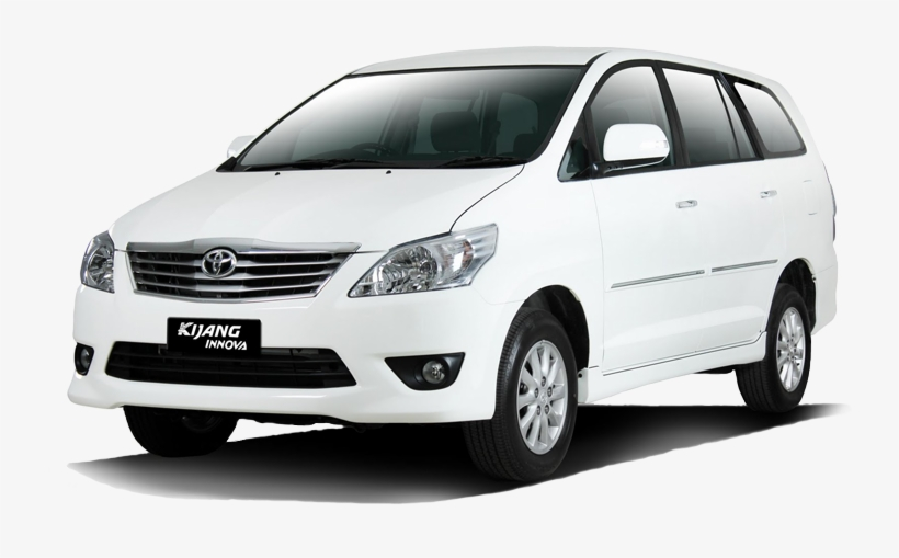 Toyota Inova Innova Car New Model 2015 Free Transparent Png