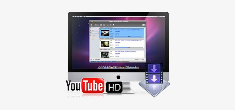 Download Youtube Hd Videos Without Anything - Youtube Jump-start Guide For Small Business, transparent png #3646584