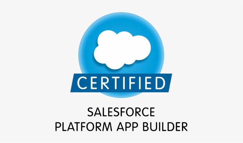 Salesforce Platform Developer 1 Certification Logo - Free