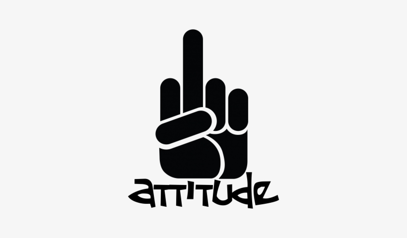 Attitude - Attitude Logo - Free Transparent PNG Download