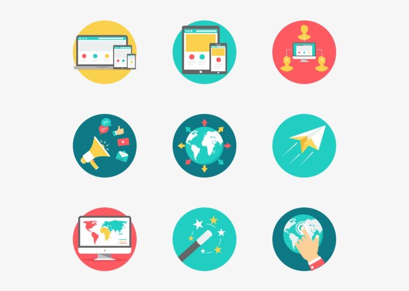 Web Development And Seo - Search Engine Optimization, transparent png #3655993