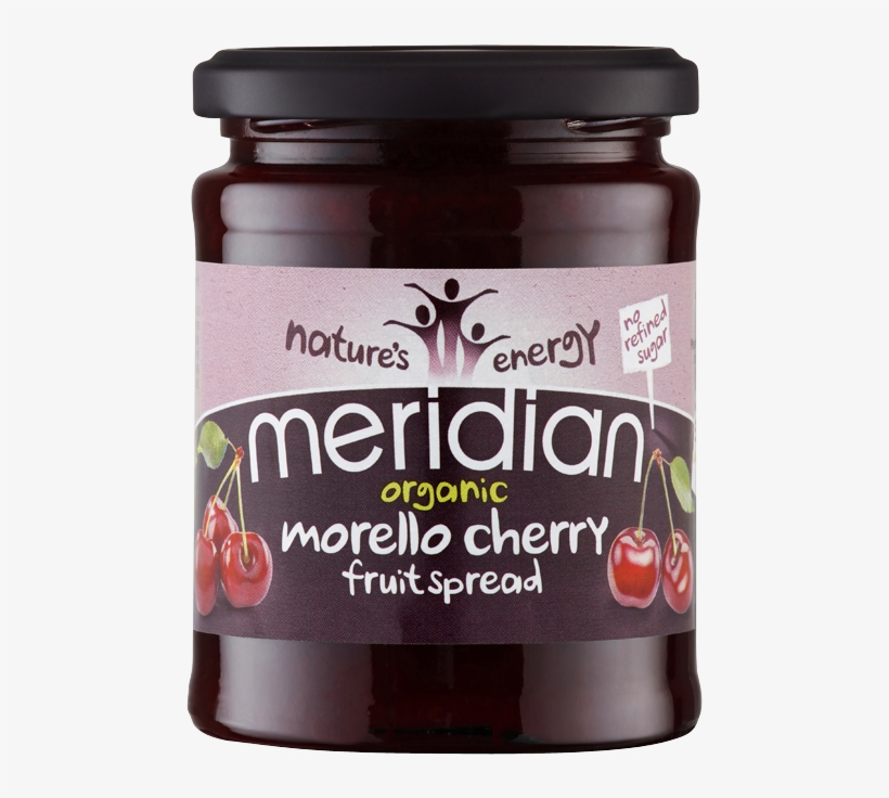 Organic Morello Cherry Fruit Spread - Organic Red Currant Jelly, transparent png #3657594