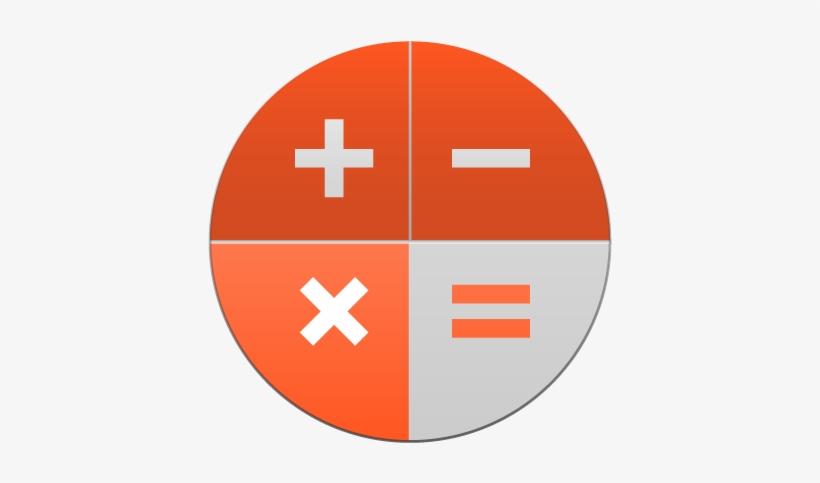 Paint Calculator - Iphone Hesap Makinesi Icon - Free Transparent PNG