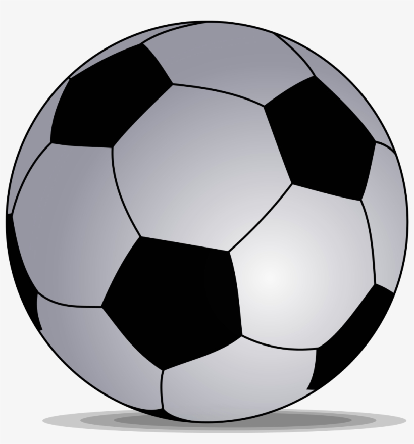 Open - Soccer Ball Draw Png - Free Transparent PNG Download - PNGkey