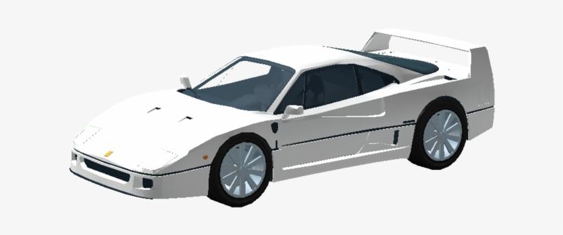 Roblox Vehicle Simulator Best Car 2018 - Ferrari F40 0 Supercars In Vehicle Simulator Roblox Free