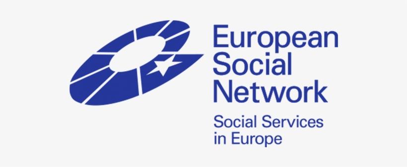European Social Network Logo - European Social Network, transparent png #3668336