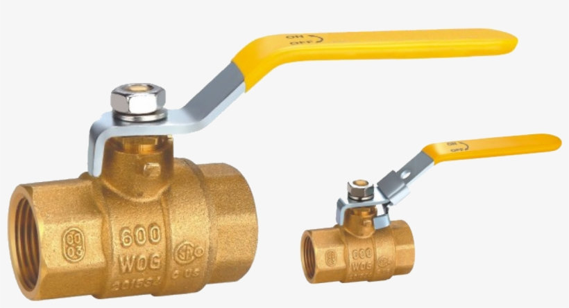 Chrome Plated Ball • Ptfe Seat & Seals • Blow‐out Proof - Ball Valve Brass 1 2, transparent png #3670063
