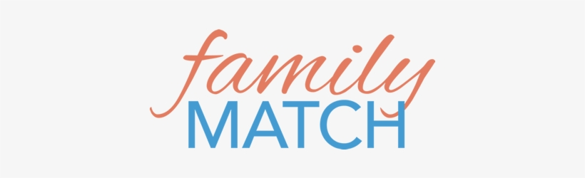 Selfless Love Foundation Family Match Logo B - Family Match, transparent png #3678407