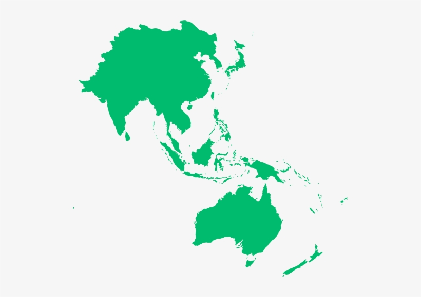 Asia Pacific Graphic - South East Asia Map Icon - Free