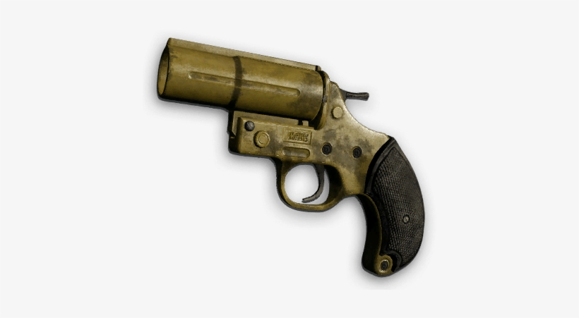 Flare Gun Far Cry 2 Flare Pistol Free Transparent Png Download