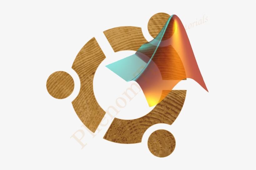 Unity Launcher, Linux, Ubuntu, Matlab, Shortcut - Ubuntu Logo Black