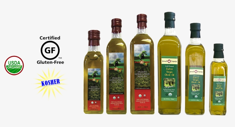 Terms Of Use Customer Service Organic Certifications - Brads Organic Olive Oil, Organic, Extra Virgin - 17, transparent png #3683829