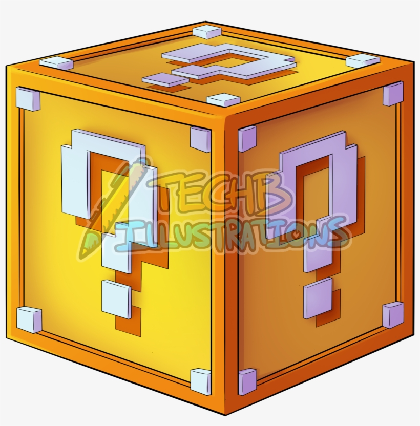 Lucky Block Icon Minecraft Lucky Block Png Free Transparent Png Download Pngkey