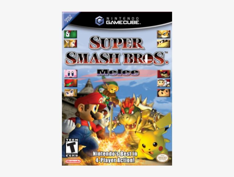 Super Smash Bros - Nintendo Super Smash Bros Melee, transparent png #3686089