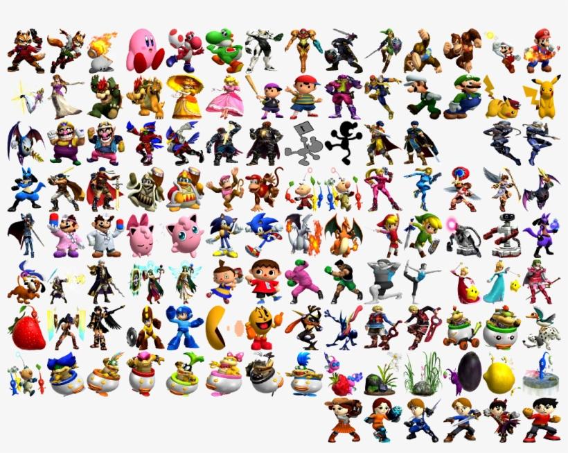 Super Smash Bros Melee Trophies — TTCT