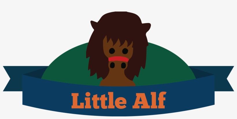 Little Alf Website Logo - Logo, transparent png #3697505