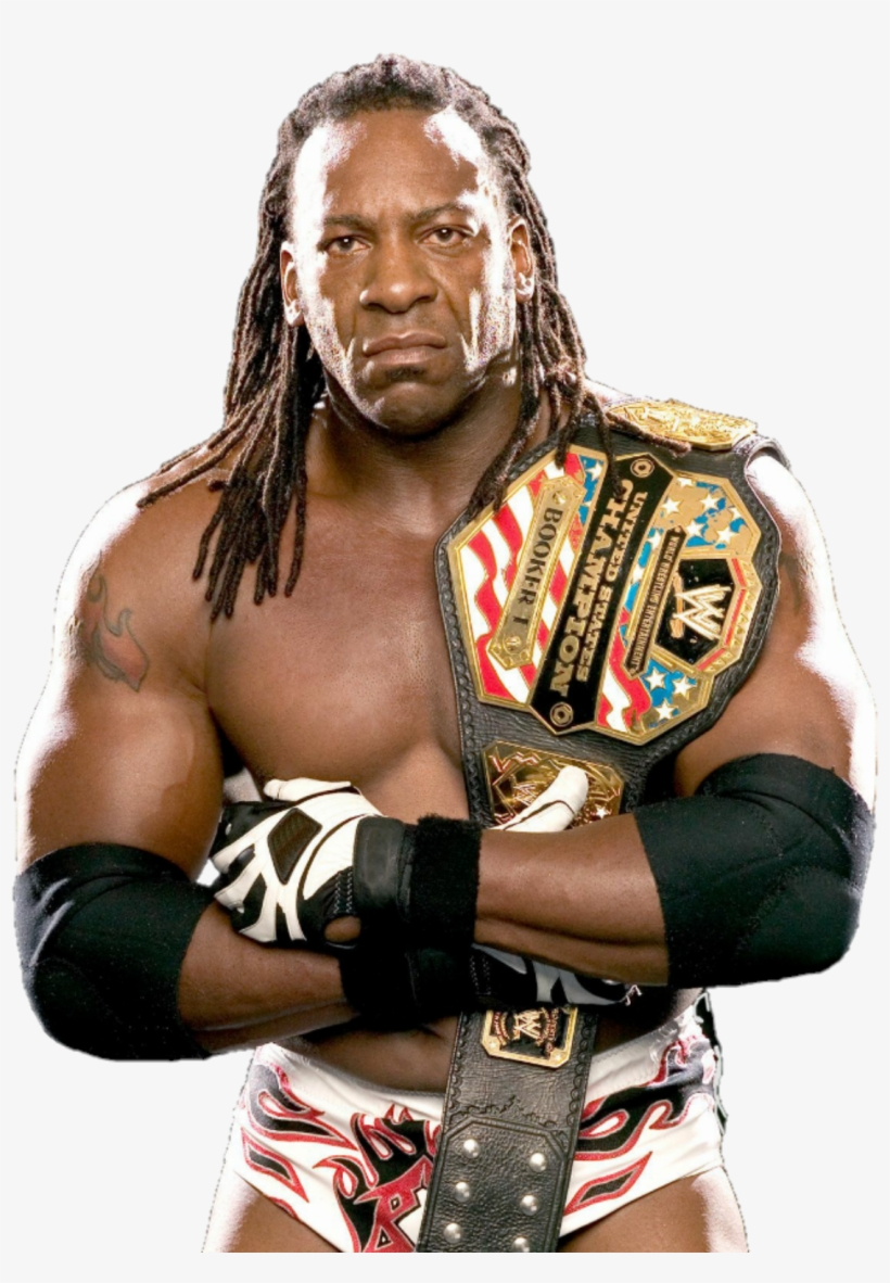 Yükle Booker T - Wwe Slam Attax Tin With Trading Cards, transparent png #3698075